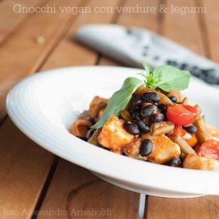 Gnocchi vegan