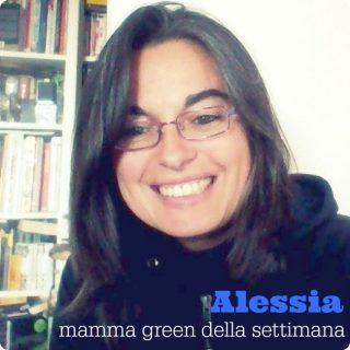 Alessia: mamma green della settimana