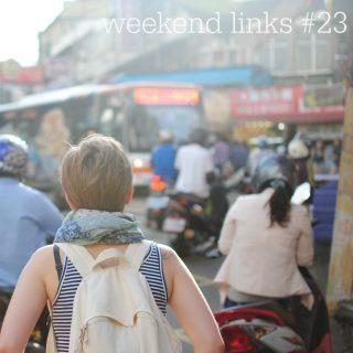 Weekend links #23