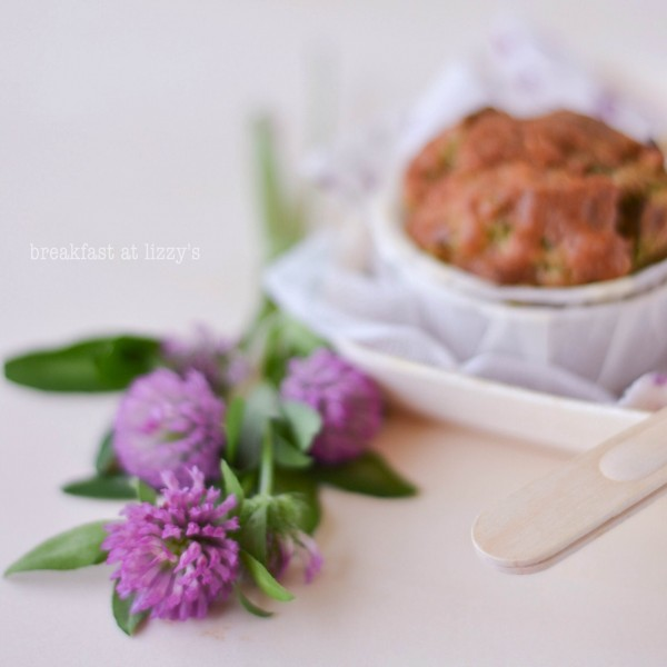 Muffin integrali zucchine e yogurt