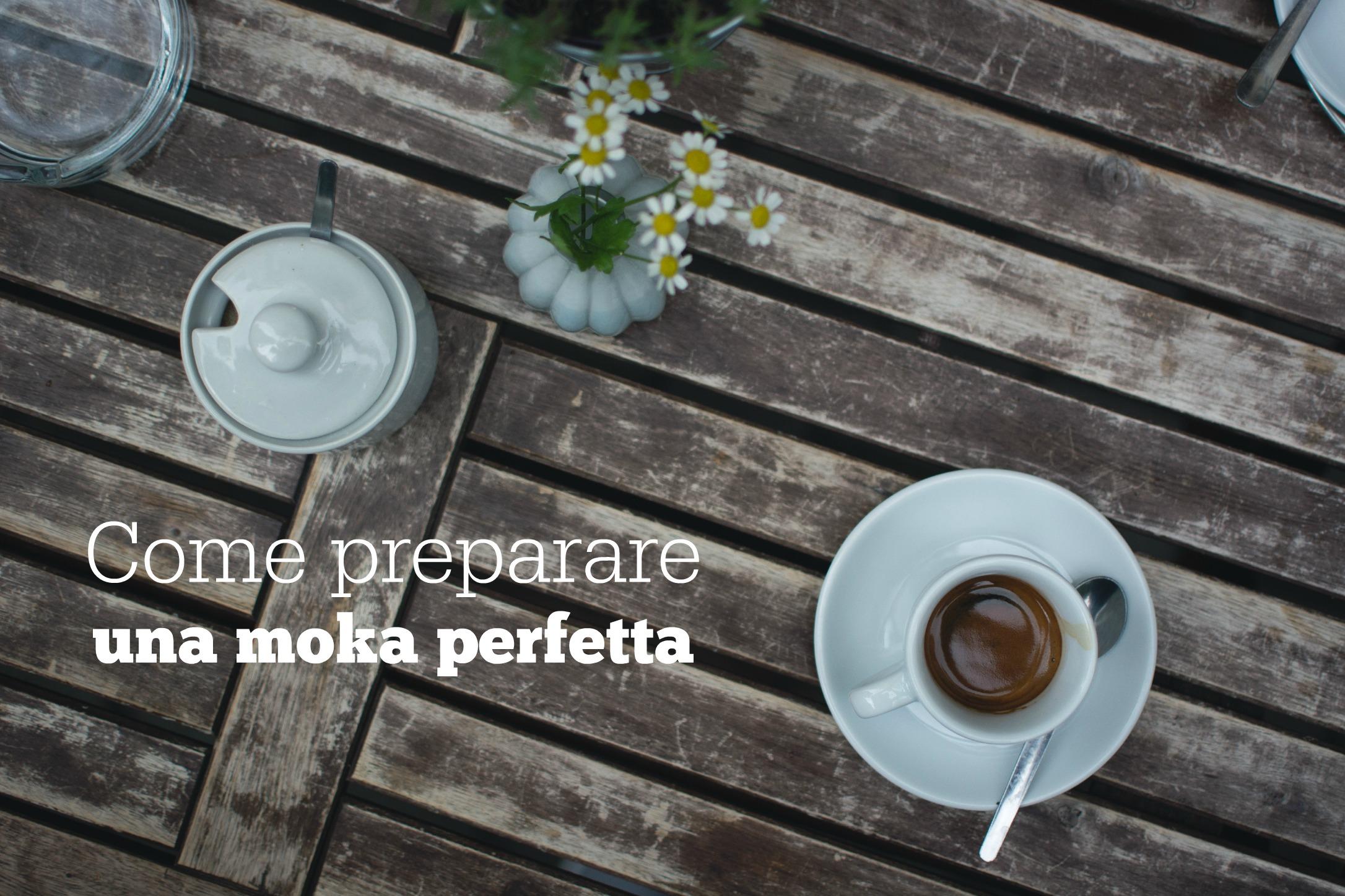 come-preparare-moka-perfetta