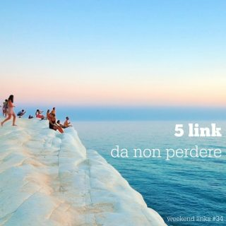 5 link da non perdere [weekend links #35]