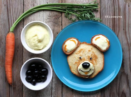 I pancakes preparati da Fico&Uva per la giornata mondiale del diabete
