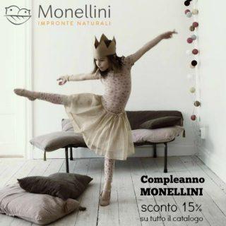 Monellini: 1 anno, 1 intervista e 1 regalo (per voi)