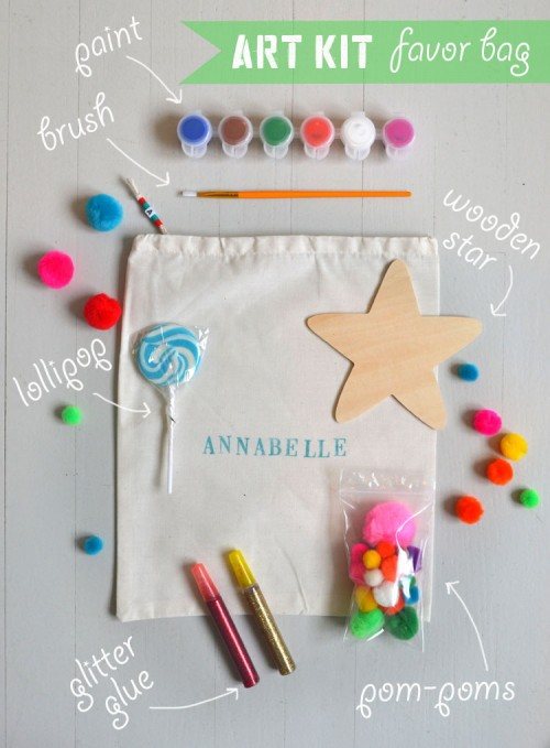 Favoloso Regalini per feste di compleanno: 5 (facili) idee - BabyGreen NQ24