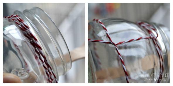 Come fare una mangiatoia per uccellini con un barattolo di vetro