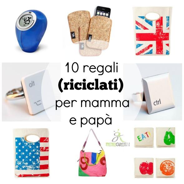 Idee Regalo Per Natale Per Papa.Regali Per Mamma E Papa 10 Idee Di Ecodesign
