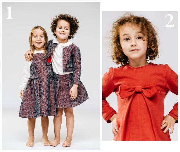 miglior servizio ffe4e 389d1 Vestiti di Natale per bambini