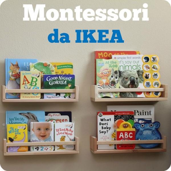 Montessori da ikea babygreen - Portaspezie da appendere ikea ...