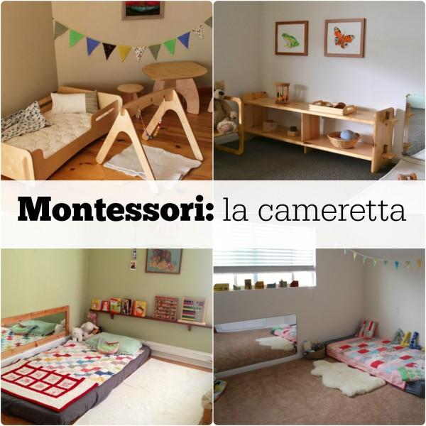 Montessori: la cameretta   babygreen