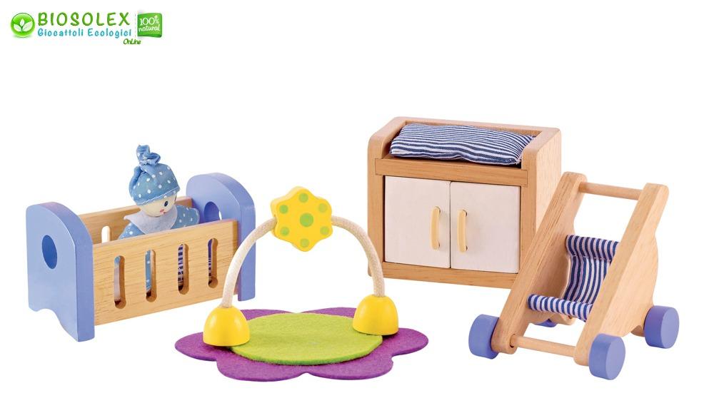 cameretta-neonato-legno