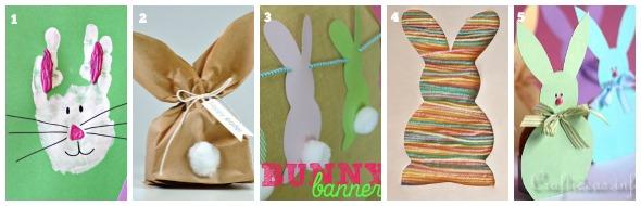 collage bunnies numerato