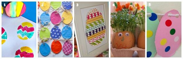 collage uova numerato