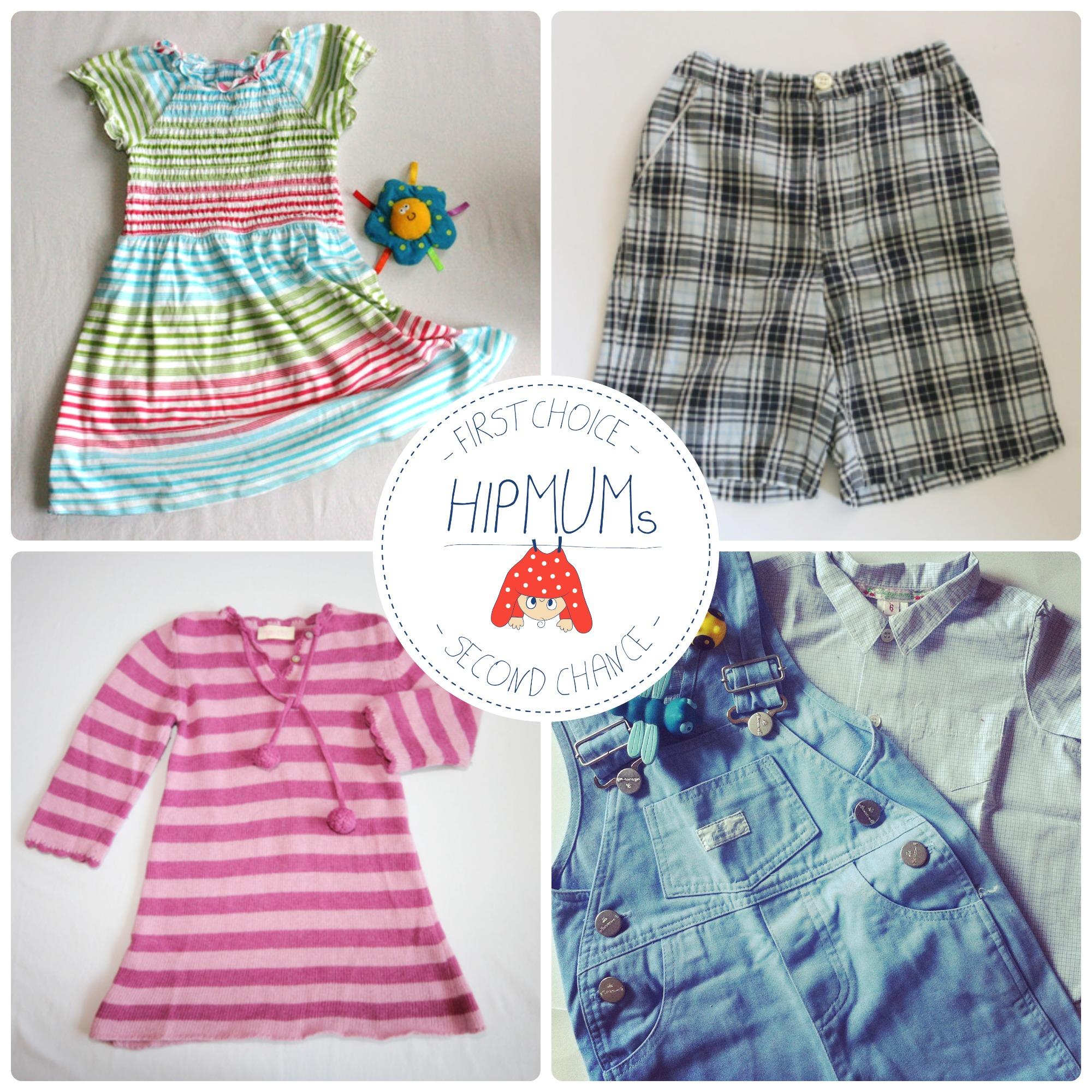 Avete l armadio pieno di vestiti che i vostri bimbi non indossano più   Potete venderli senza muovervi di casa dcc85e039c0