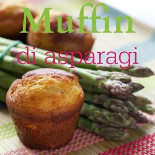 Muffin di asparagi