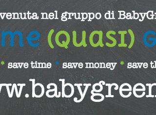 Un nuovo gruppo: mamme (quasi) green