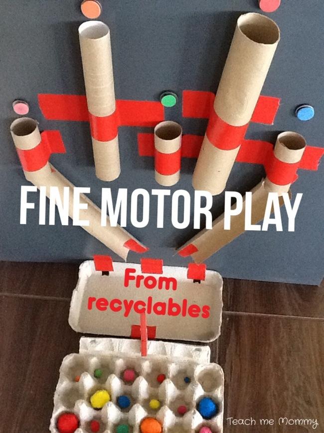 10 lavoretti con il cartone delle uova babygreen for Cardboard activities for toddlers