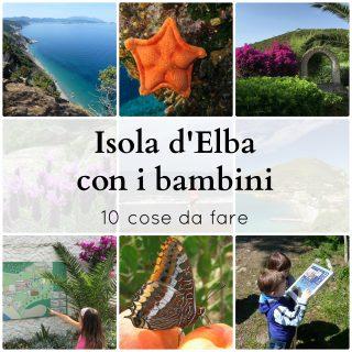 Isola d'Elba con i bambini