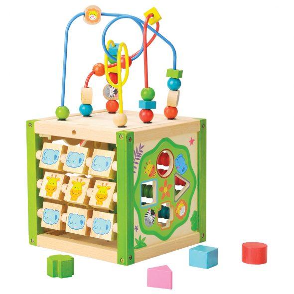 cubo multiattività