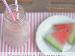 smoothie di anguria