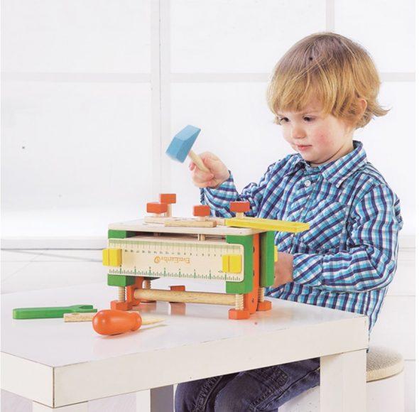attrezzi legno per bambini