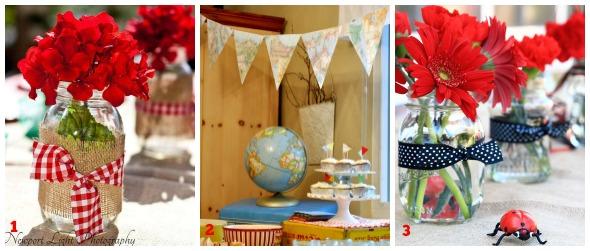 collage decorazioni