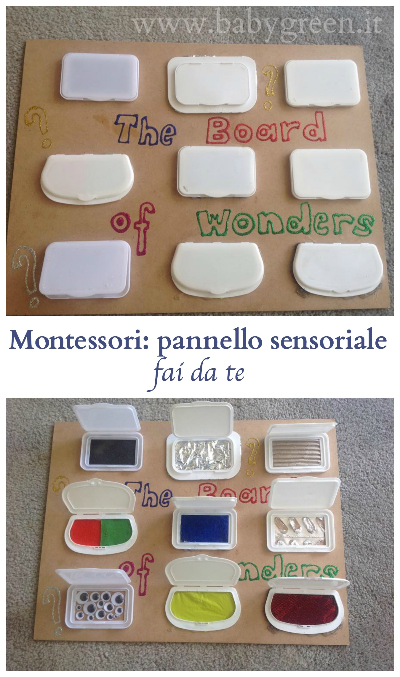 Pannelli sensoriali asilo nido we51 pineglen for Borgione arredi