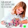 Immagicart: kit creativi unici ed ecologici