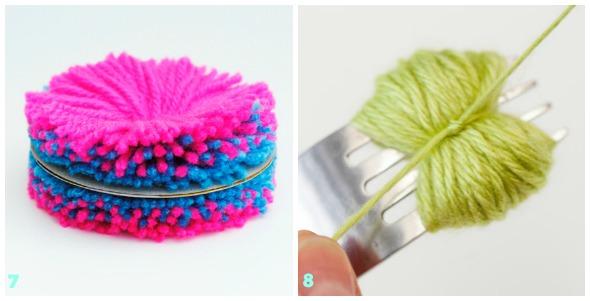 spesso Lavoretti con la lana per bambini - BabyGreen SH96