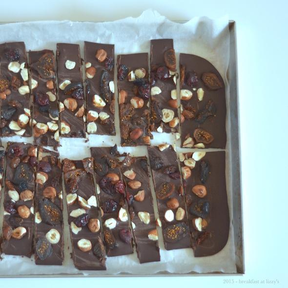 Cioccolatini facili