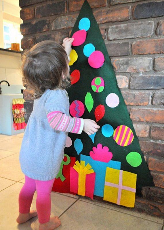 Famoso Albero di Natale alternativo: 5 idee (molto) semplici - BabyGreen LM56