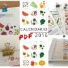 Calendario 2016 di BabyGreen: PDF da stampare