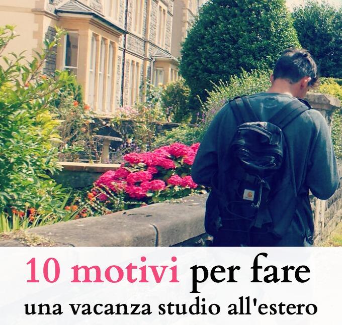 10 motivi per fare una vacanza studio all\'estero - BabyGreen