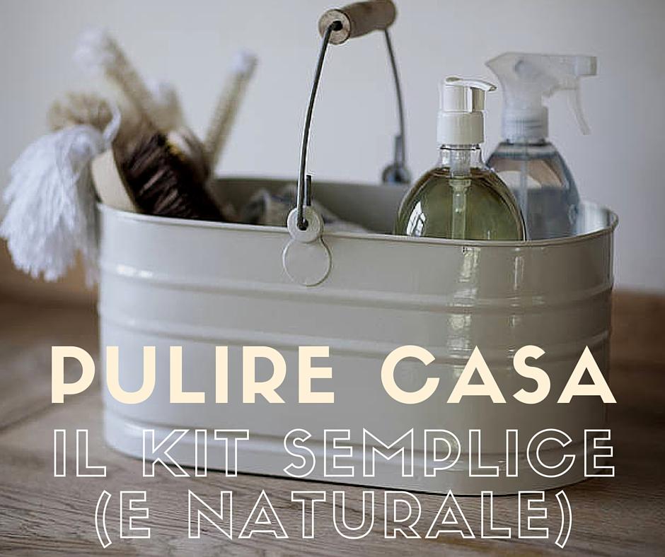 Pulire casa il kit semplice e naturale babygreen - La casa semplice ...