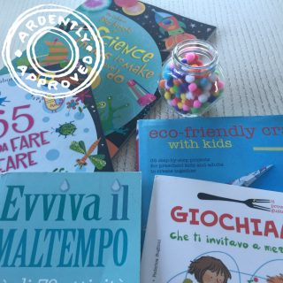 5 libri creativi per bambini