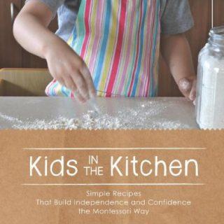Montessori in cucina: il libro