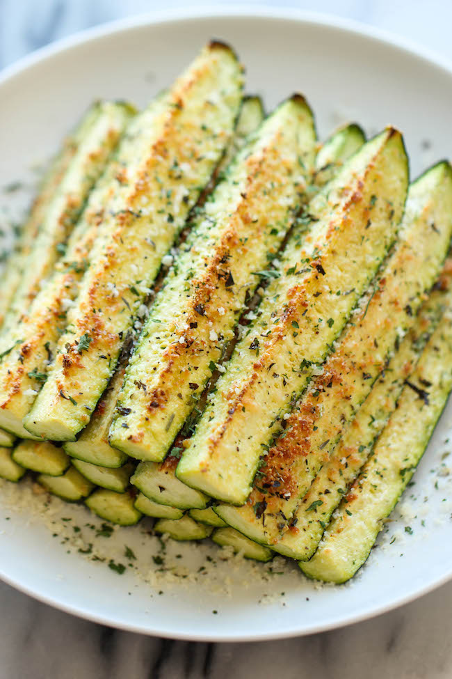 zucchine-forno