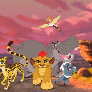 Arriva Kion: il figlio di Simba e Nala
