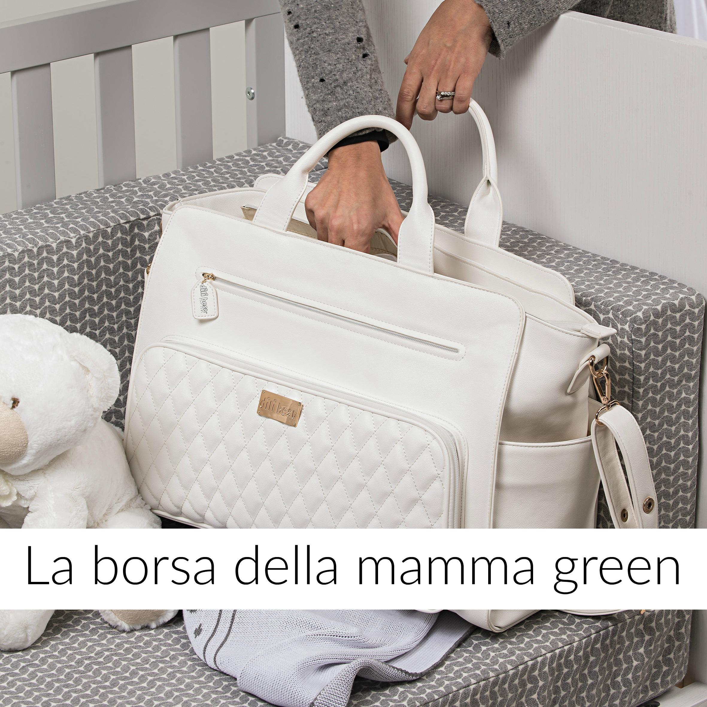 2afc2264d1 La borsa della mamma green - BabyGreen