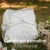 Il kit (minimal) per il cambio del pannolino