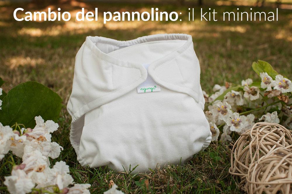 Cambio del pannolino il kit minimal ed ecologico - Cambio pannolino in bagno ...