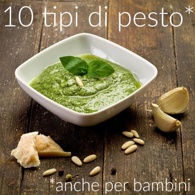 10 tipi di pesto anche per bambini babygreen for Tipi di case in italia