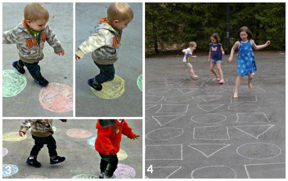 Ben noto Giochi per bambini all'aperto - BabyGreen LR84