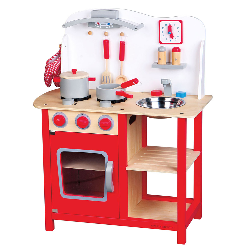 10 giochi di cucina per bambini 100 ecologici babygreen - Cucine giocattolo ...