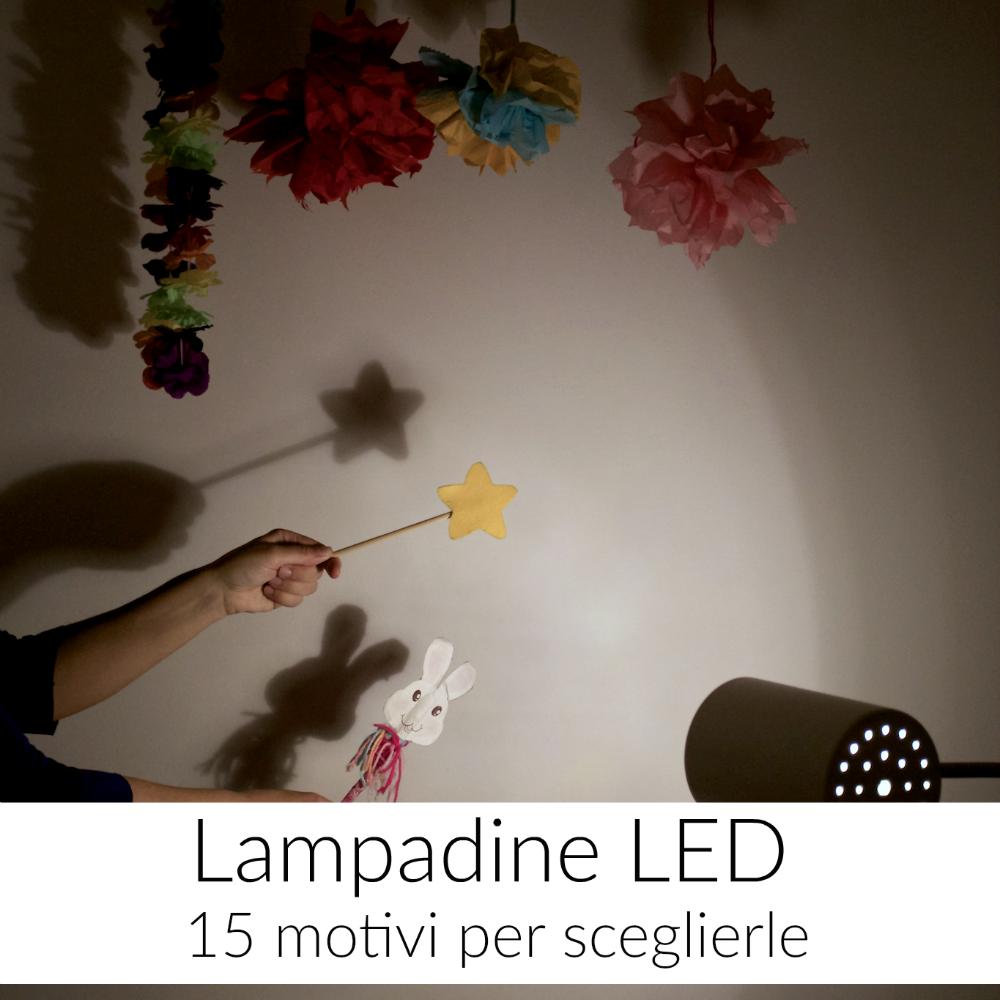 Lampadine led 15 motivi per sceglierle babygreen for Lampadine led online