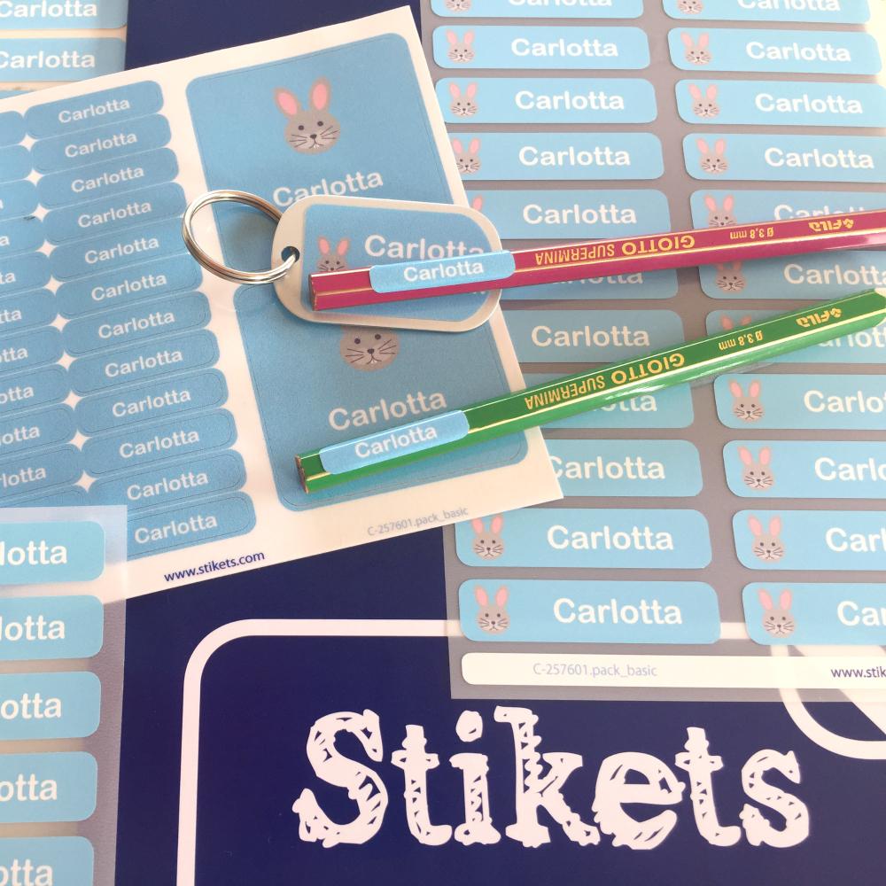 Back to school (molto) più semplice con Stikets