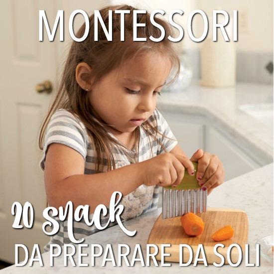 montessori-snack