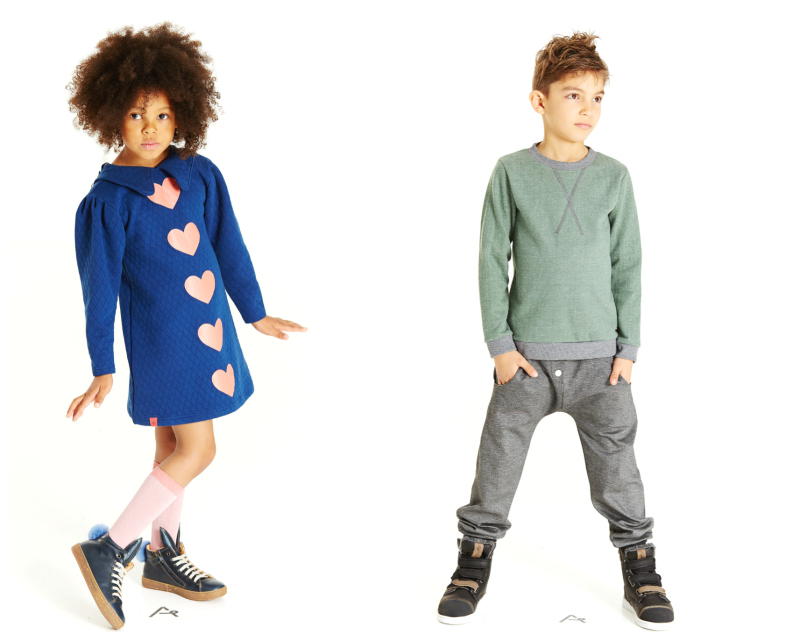 Abbiamo pensato che solo in un ampio assortimento di abbigliamento per bambini delle migliori aziende internazionali avresti potuto scoprire gli abiti perfetti per comporre gli outfit più raffinati per i .