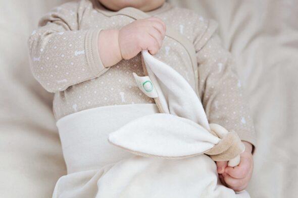 Cotone biologico per neonati