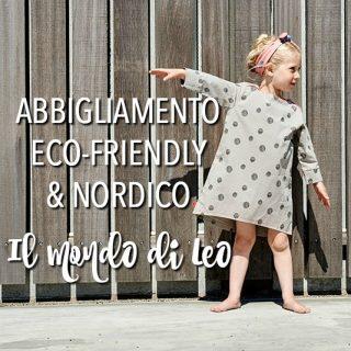 Abbigliamento eco-friendly e nordico per bambini: Il Mondo di Leo